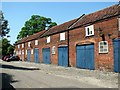 TG2308 : Former stables and coach houses by Evelyn Simak