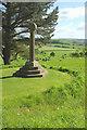SS9700 : Acland Memorial Cross, Killerton by Derek Harper