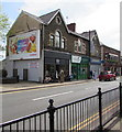 ST1797 : V Buy, 55 High Street, Blackwood by Jaggery