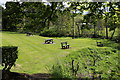 NX2794 : Picnic Area, Barr by Billy McCrorie
