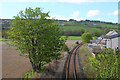 NH5145 : Railway Line at Beauly by Chris Heaton