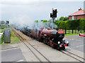 TR0929 : RHDR in Dymchurch by Gareth James