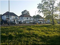 TQ1988 : Roe Green Park by Kingsbury Road by David Howard