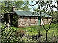 NS1656 : Millport Curling Club Bothy - Isle of Cumbrae by Raibeart MacAoidh