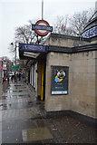 TQ2975 : Clapham Common Underground Station by N Chadwick