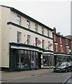 SY1287 : Potburys furniture shop, High Street, Sidmouth by Jaggery