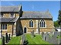 SK6515 : Church of the Holy Trinity, Thrussington by Alan Murray-Rust