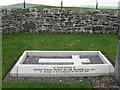 NR2163 : Memorial to Captain Ernest Davidson R.N. by M J Richardson
