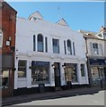SY0681 : Former King William Hotel - Fore Street by Betty Longbottom
