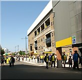 TG2407 : Norwich City Legends v Inter Forever at Carrow Road by Evelyn Simak