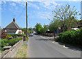 TM4267 : Middleton: Rectory Road by John Sutton