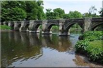SJ9922 : Essex Bridge by Philip Halling