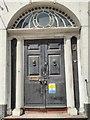 SO8933 : Door with fanlight, former Riverside Hotel by Philip Halling