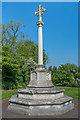 TQ2856 : Chipstead War Memorial by Ian Capper
