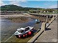 NH8299 : Golspie Harbour by valenta