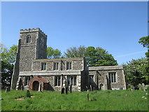 TA3719 : St Helen's Church, Skeffling by John Slater