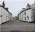 SY1287 : Russell Street, Sidmouth by Jaggery