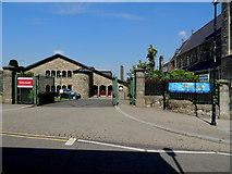 H4472 : St Joseph's Church Hall, Omagh by Kenneth  Allen