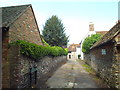 TQ6404 : Gaol Lane, Pevensey by Malc McDonald