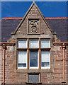 NH7989 : Carnegie Free Library Dornoch by valenta