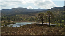 NH1721 : Loch Affric from the Affric Kintail Way by Julian Paren