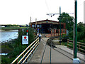 SY2590 : Seaton Tramway depot by Brian Robert Marshall
