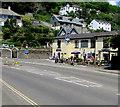 SX2553 : The Globe Inn, Station Road, Looe by Jaggery