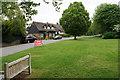 SP7301 : Village green at Sydenham by Bill Boaden