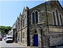 SX2553 : Riverside United Church in Looe by Jaggery