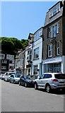 SX2553 : Cornish Horizons, Quay Road, Looe by Jaggery