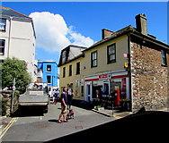 SX2553 : Spar in West Looe by Jaggery