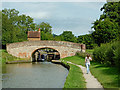 SP5465 : Braunston Lock No 2 in Northamptonshire by Roger  Kidd