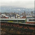 SJ9698 : Stalybridge from the station by Gerald England