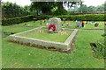 TM1241 : Copdock War Memorial by Adrian Cable
