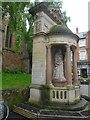 SS9646 : Queen Anne Statue by John M