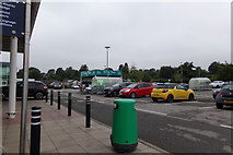 TM1542 : Asda Stoke Park Superstore Click & Collect by Adrian Cable