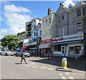 SX2553 : Bridge Grill, Fore Street, Looe by Jaggery