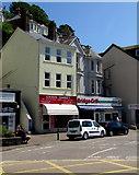 SX2553 : Chris Sandy shop, 1 Bridgend, Fore Street, East Looe by Jaggery