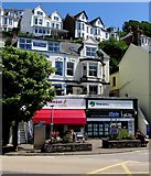 SX2553 : First & Last Food 2 Go! and Seasons, Fore Street, East Looe by Jaggery