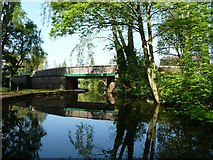 SJ9400 : Pinfold or Marstons Bridge, from the east by Christine Johnstone