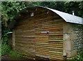 ST4968 : The Cabin by Neil Owen