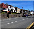 SN4501 : Houses on the north side of Colby Road, Burry Port by Jaggery
