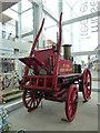 SZ0090 : Steam fire engine - Poole Museum by Chris Allen