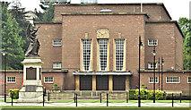 J3372 : The Whitla Hall, Queen's University, Belfast (June 2018) by Albert Bridge