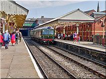 SD8010 : Cravens DMU at Bolton Street Station by David Dixon