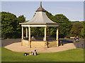 SE1535 : Bandstand in Lister Park  by Stephen Craven