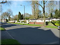 SP0981 : Prefabs on Wake Green Road by Richard Law