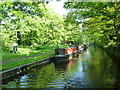 SO8688 : The southern end of Greensforge long term moorings by Christine Johnstone