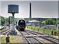 SD8022 : City of Wells approaching Rawtenstall by David Dixon