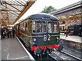 SD8010 : Cravens Class 105 DMU at Bolton Street Station by David Dixon